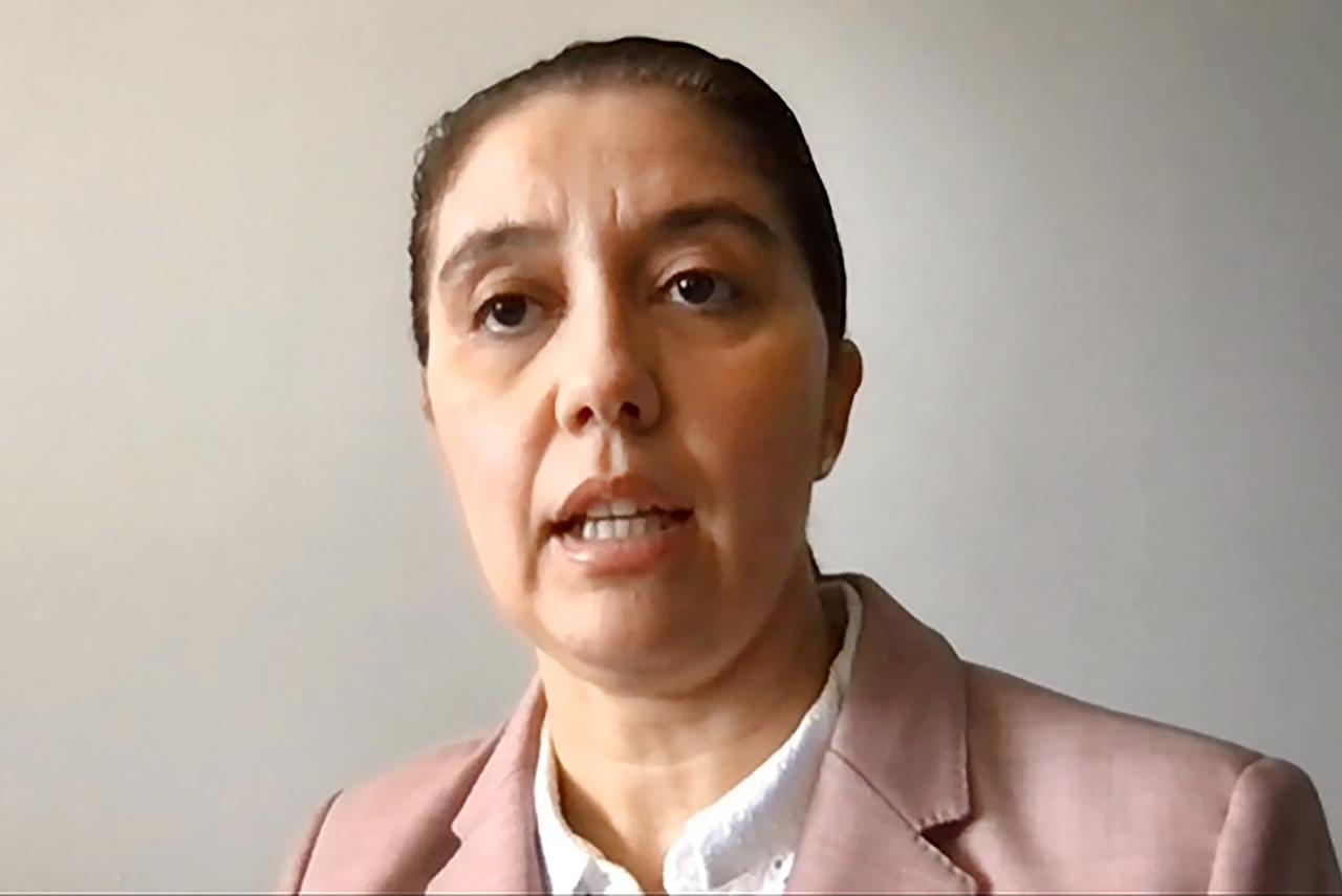 Amparo Grau Ruiz, catedrática de Derecho Financiero y Tributario de la UCM