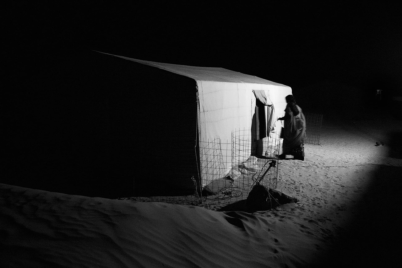 """Cae la noche en Auserd"", de Javier Atienza"