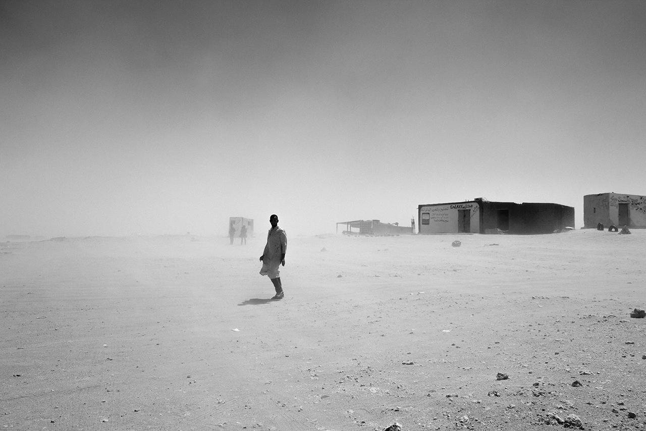 """""""Caminante del desierto"""", de Javier Atienza"""