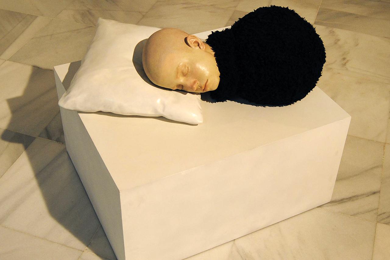 """Exposición """"Presencias. Figuración y realismo en la escultura contemporánea"""""""