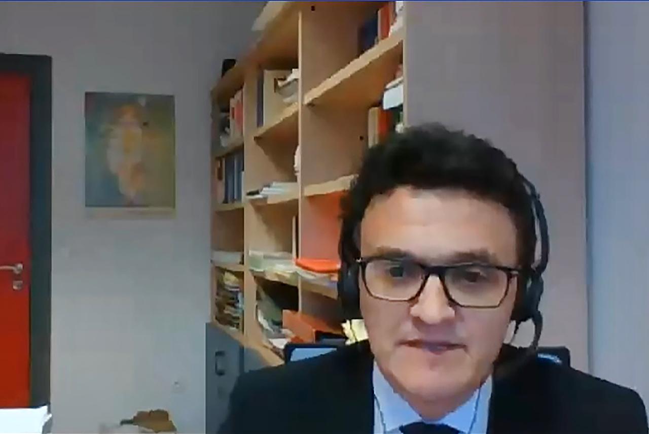Felipe Alonso Murillo, catedrático de Derecho Financiero y Tributario, de la Universidad de Valladolid