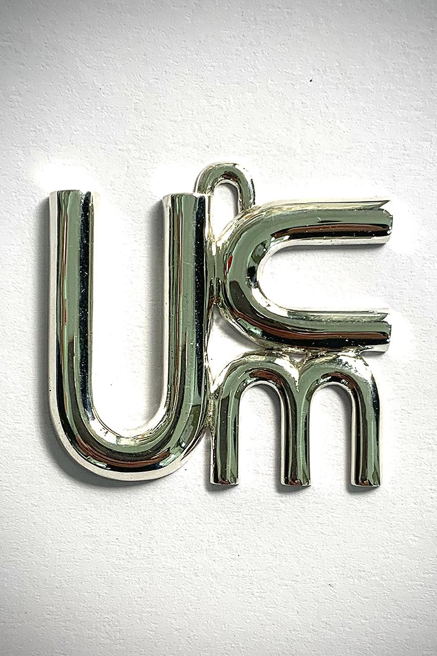 Emblema artístico de la UCM realizado por Horacio Romero