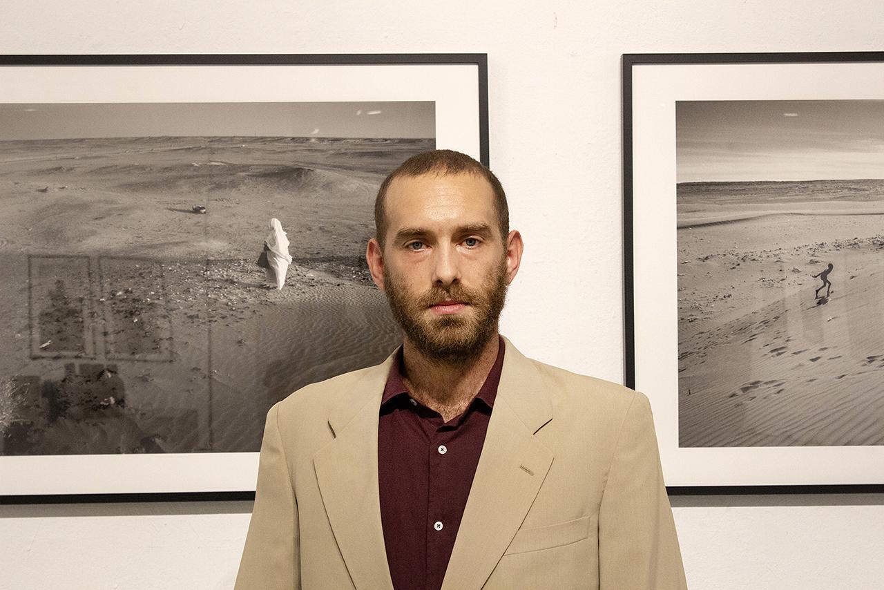 Javier Atienza, el artista que fotografía la cotidianeidad de los saharauis