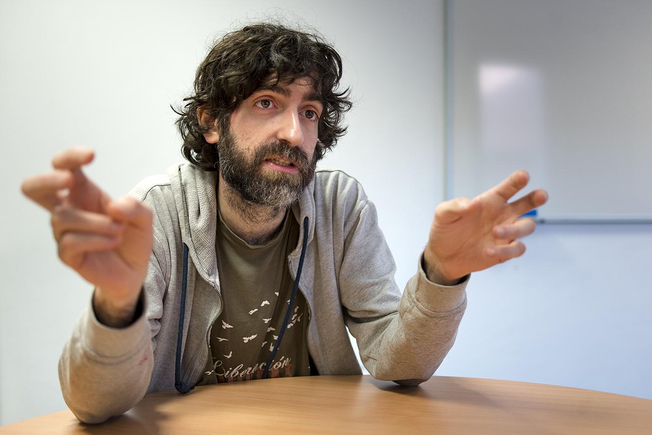 """Samer Hassan, beneficiario de una ERC Starting Grant, para desarrollar el proyecto """"Organizaciones descentralizadas basadas en Blockchain para impulsar la economía colaborativa"""""""