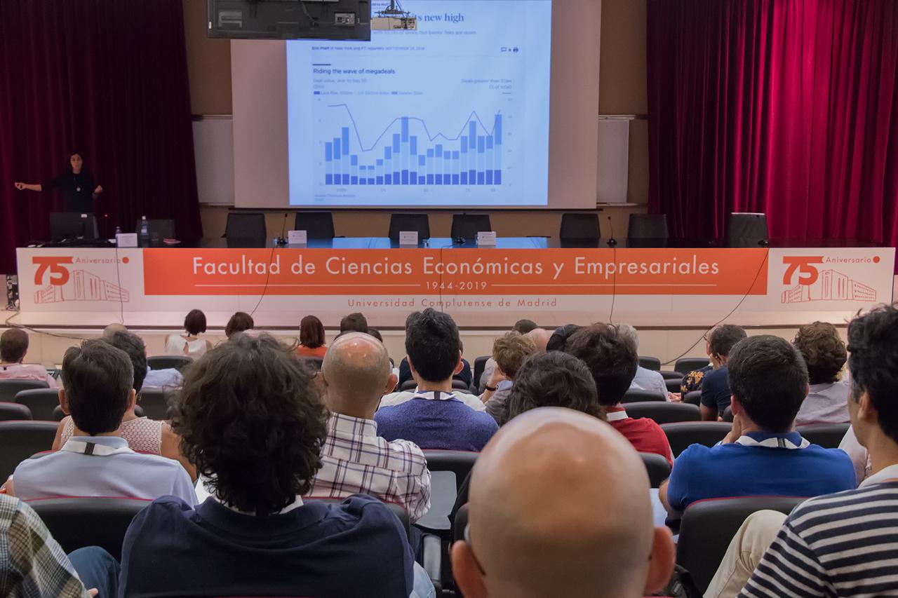 Una propuesta de reconstrucción del entorno productivo español