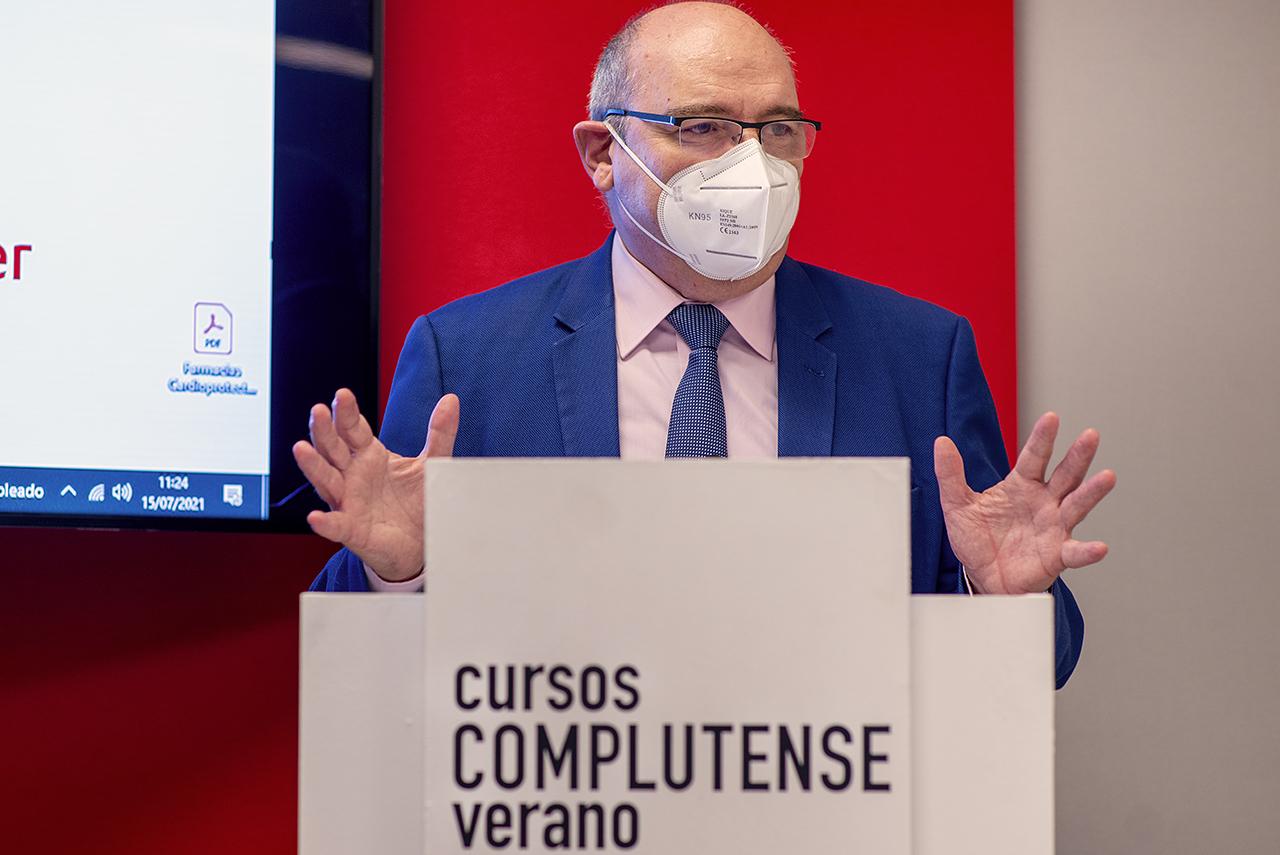 El secretario general de Universidades, José Manuel Pingarrón