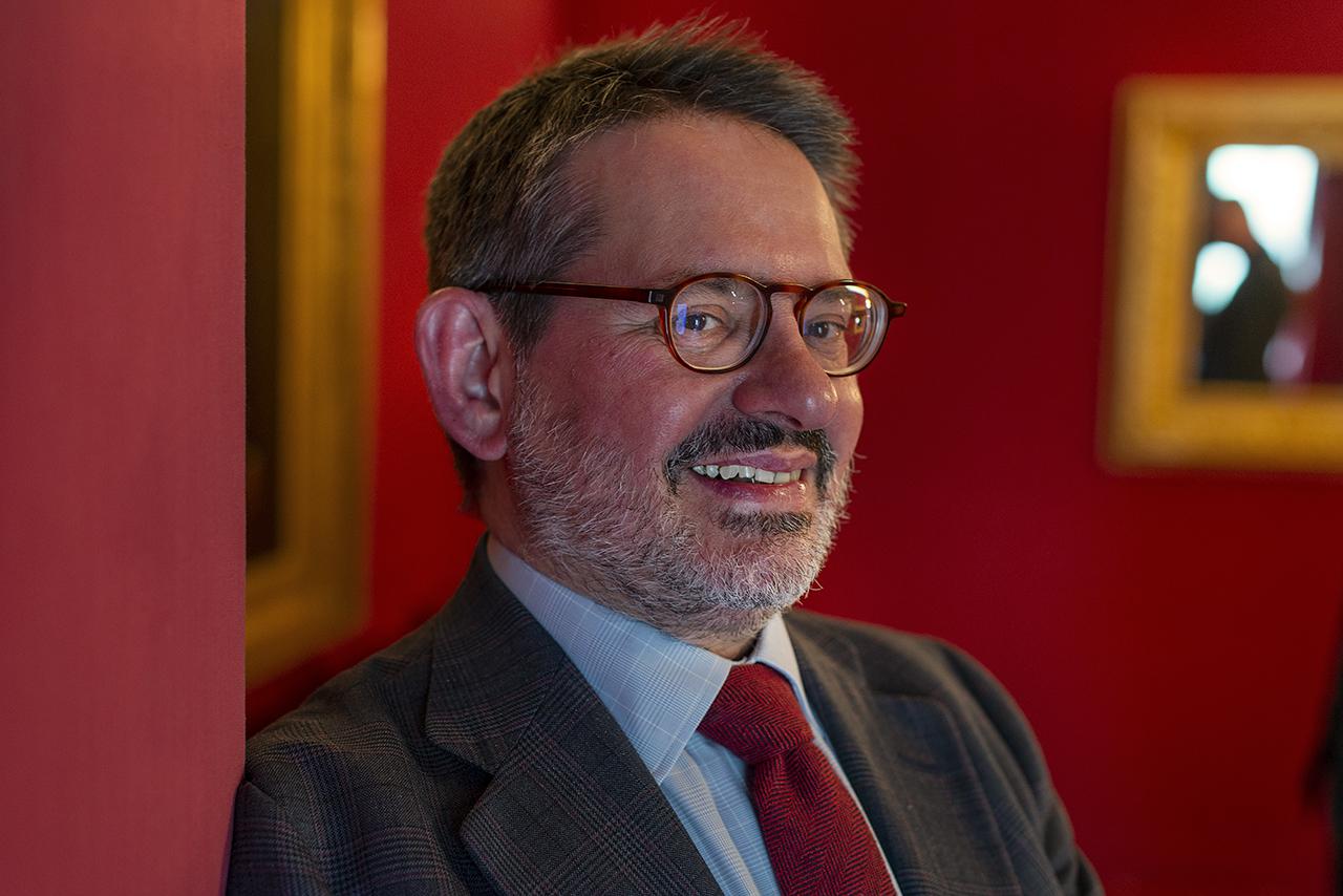 Álvaro Torrente, director del ICCMU