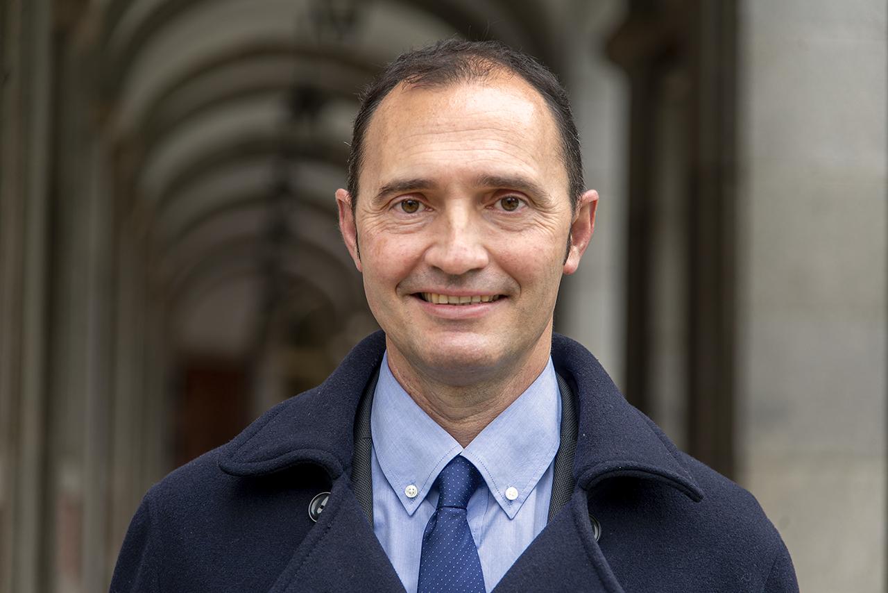 Alfonso Muñoz Martín, nuevo decano de la Facultad de Ciencias Geológicas de la UCM