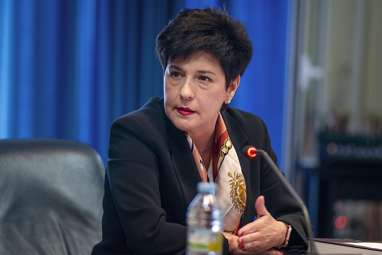 Isabel Álvarez González, directora del ICEI