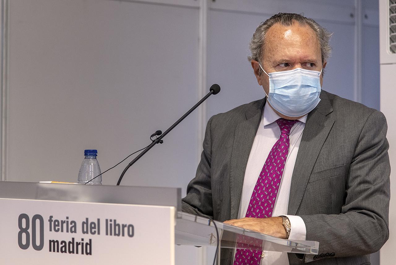 Juan Carlos Doadrio, vicerrector de Relaciones Institucionales de la Complutense