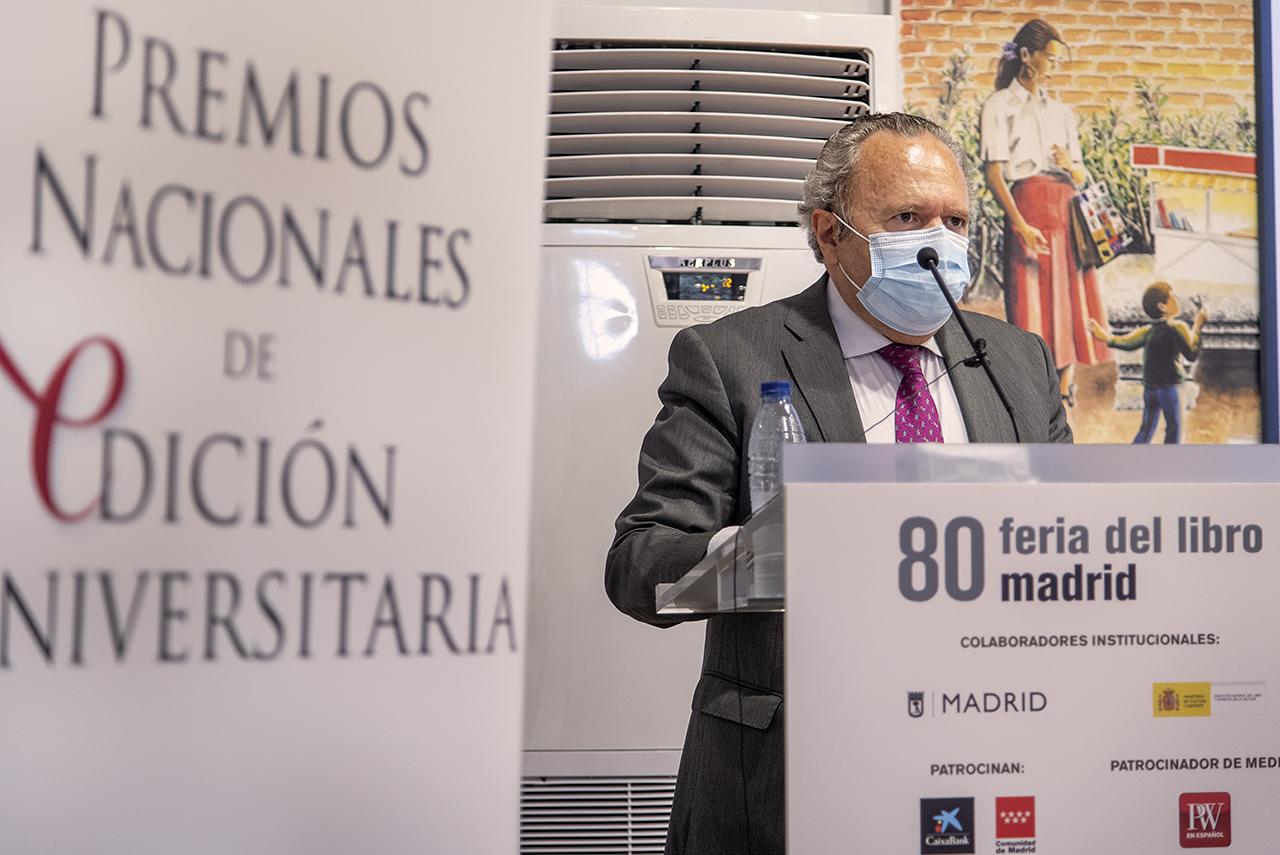 Ediciones Complutense, galardonada en los XXIII Premios Nacionales de Edición Universitaria