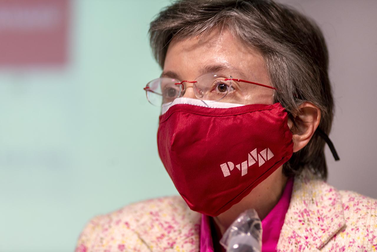 Elena Real Rodríguez, directora del congreso y del grupo RESIIP-UCM