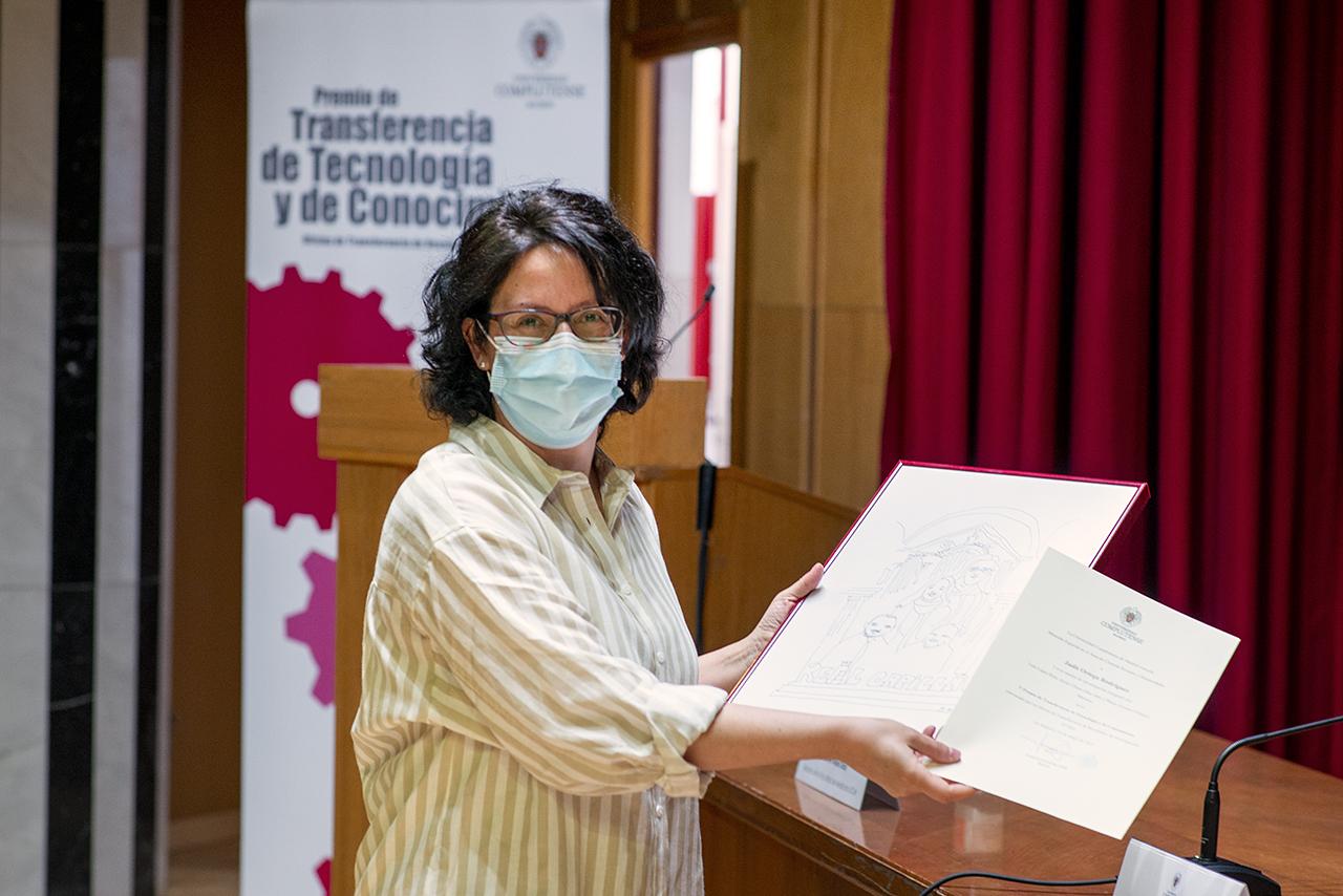 Judit Ortega Rodríguez premiada por su trabajo en musicología