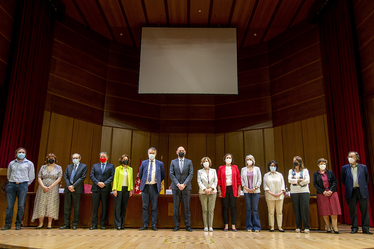 La OTRI entrega sus V Premios de Transferencia de Tecnología y de Conocimiento