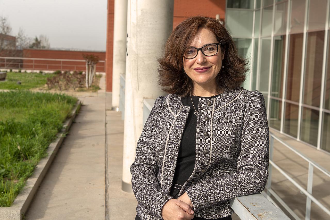 Maíz Arévalo es profesora de la Facultad de Filología