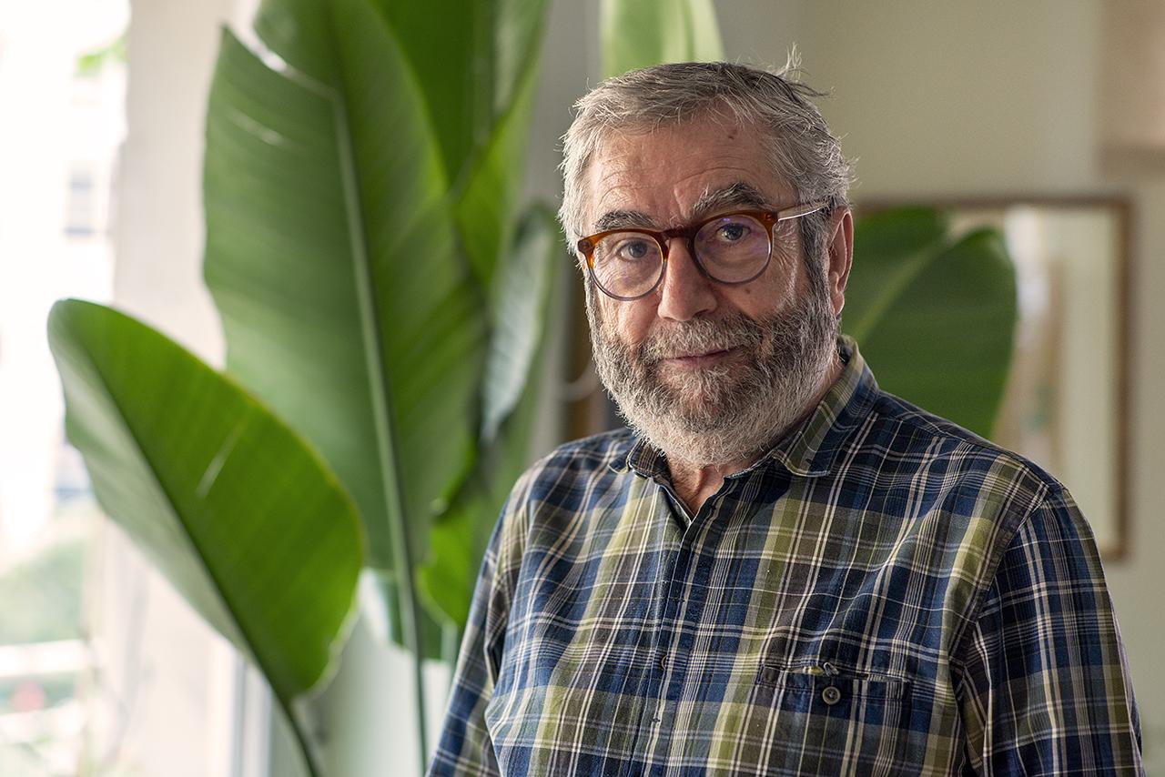 Antonio Muñoz Molina acaba de ganar el Premio Medicis, uno de los más prestigiosos de Francia