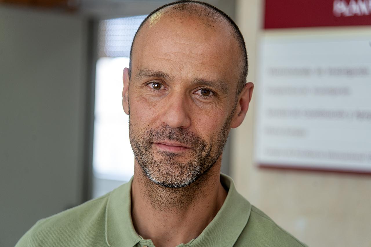 El director de la Oficina Europea de I+D de la UCM, Ignacio Gómez Cuesta