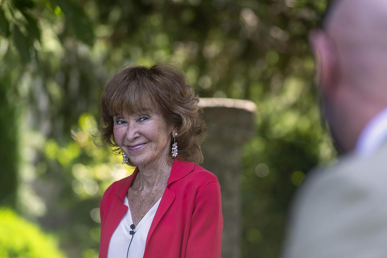La ex vicepresidenta del Gobierno, María Teresa Fernández de la Vega
