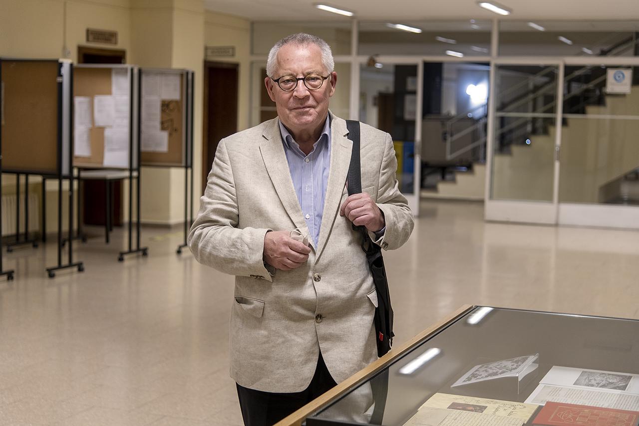 Karl Schlögel lleva más de 50 años estudiando la civilización soviética