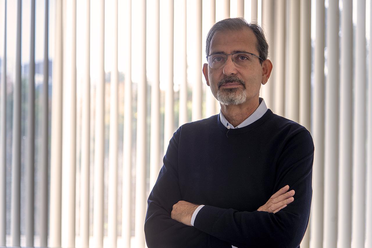 Jacinto De Castro, del área de eCampus del Vicerrectorado de Tecnología y Sostenibilidad