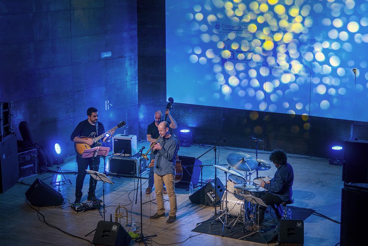 Actuación del Chris Kase Quartet este 4 de marzo en el ciclo de jazz AIEnRuta 2021