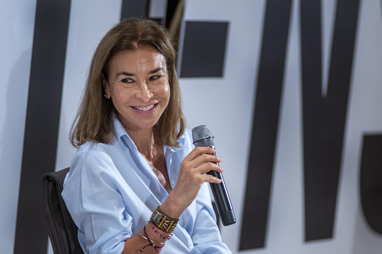 """Carmen Posadas ha participado en el curso """"12+1 Autores en busca de su personaje"""""""
