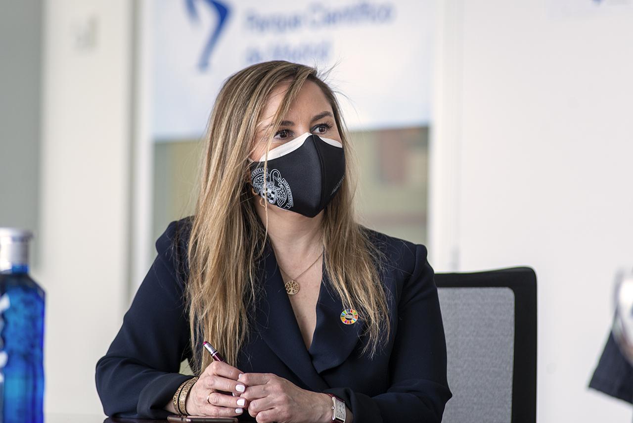 Concepción García considera recomendable que las empresas de base científica cuenten con especialistas de las ciencias sociales en sus equipos