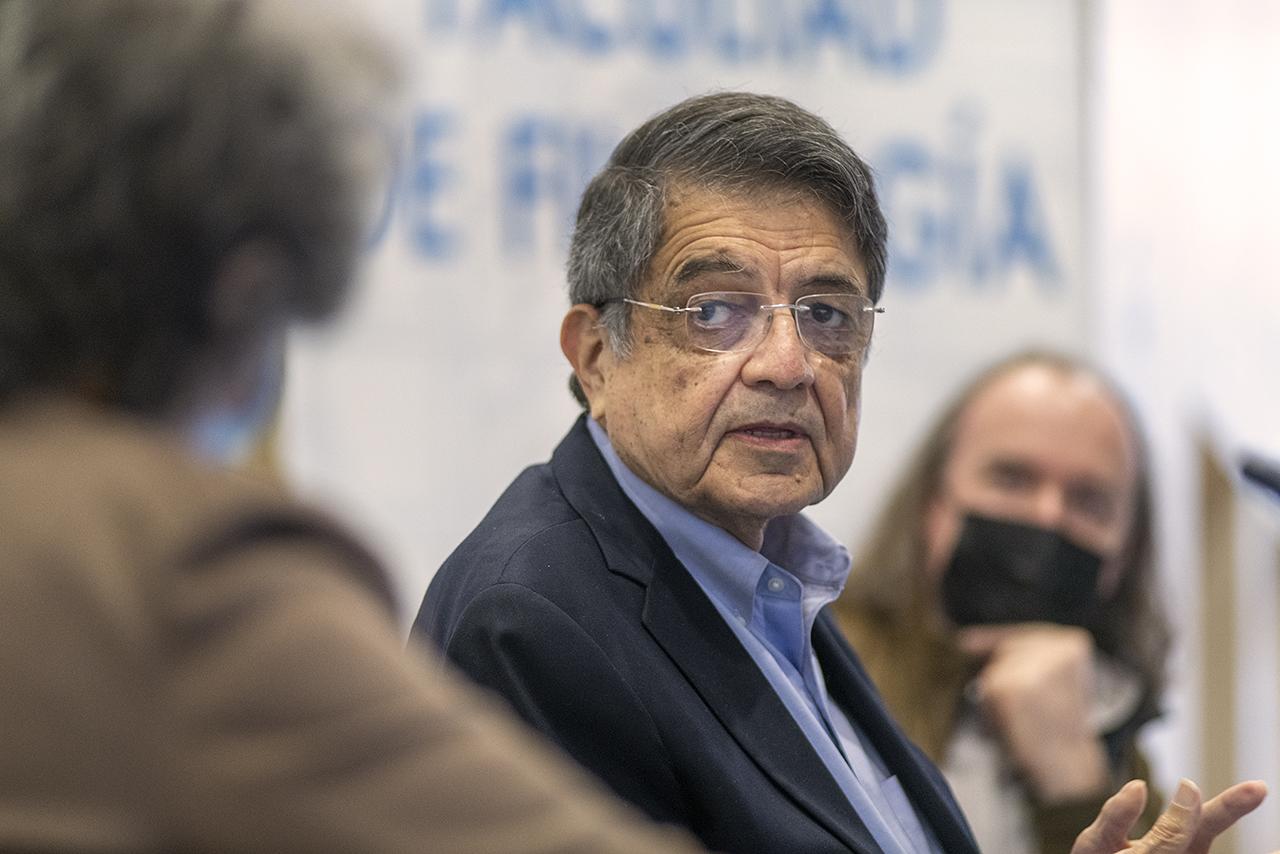 El Premio Cervantes, Sergio Ramírez, inaugura el máster y el doctorado en Literatura Hispanoamericana