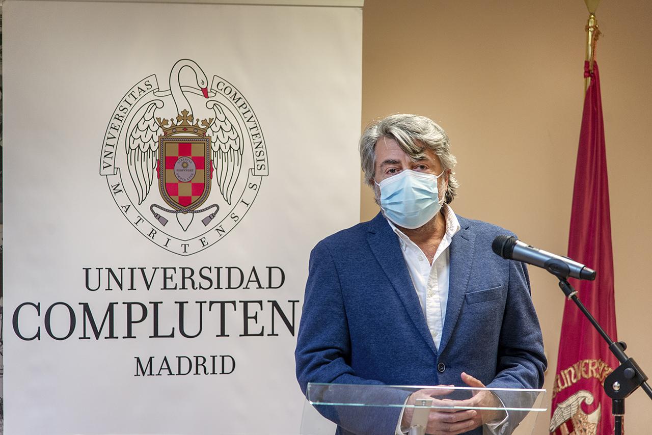 Manuel Sánchez Luna, presidente de la Sociedad Española de  Neonatología