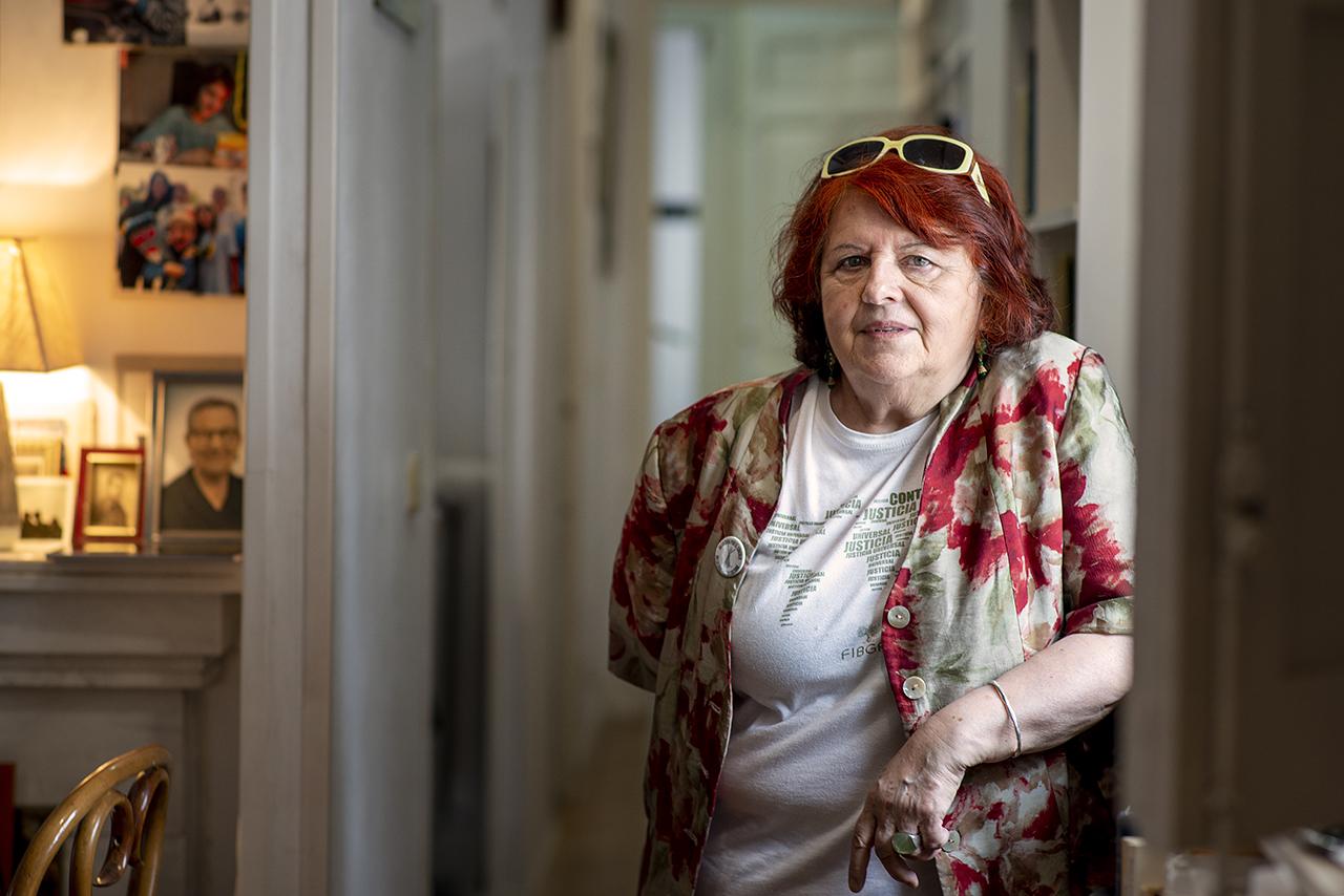 Su pueblo, Linares, la ha homenajeado poniendo su nombre a una calle