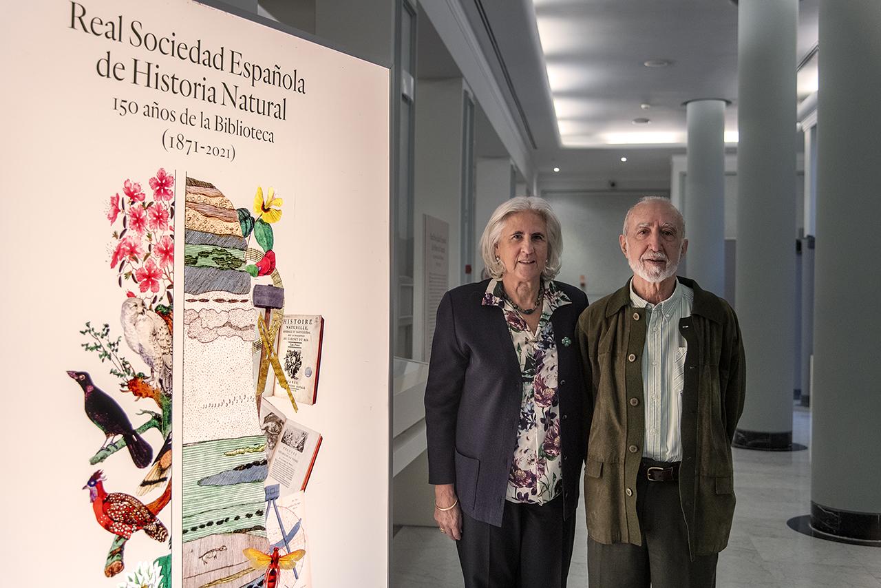 La Real Sociedad Española de Historia Natural celebra los 150 años de su biblioteca