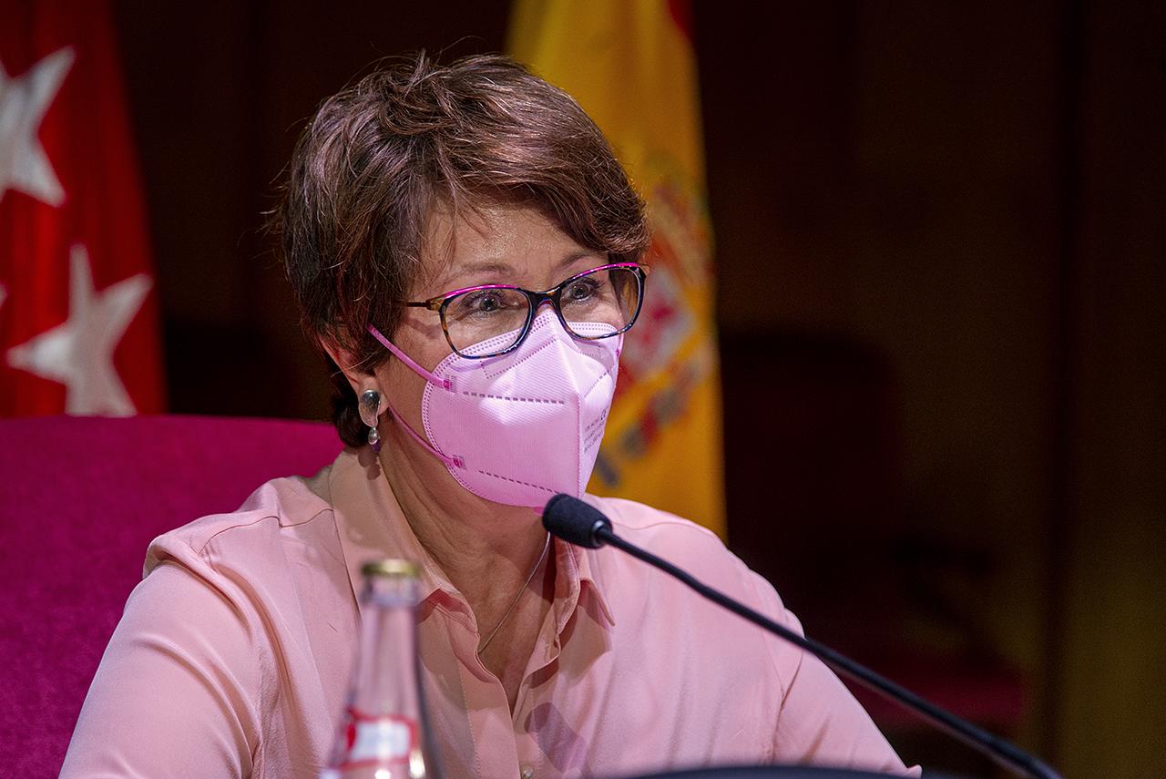 Mercedes García, delegada del rector para la Diversidad
