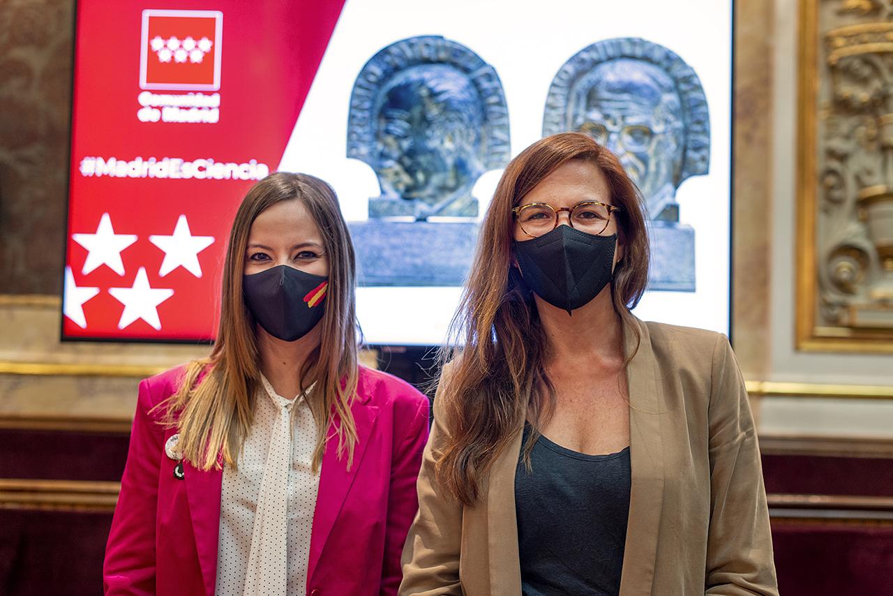 """Las complutenses Josefa Ros y Laura Nuño de la Rosa, premios """"Julián Marías"""" de investigación de la Comunidad de Madrid"""