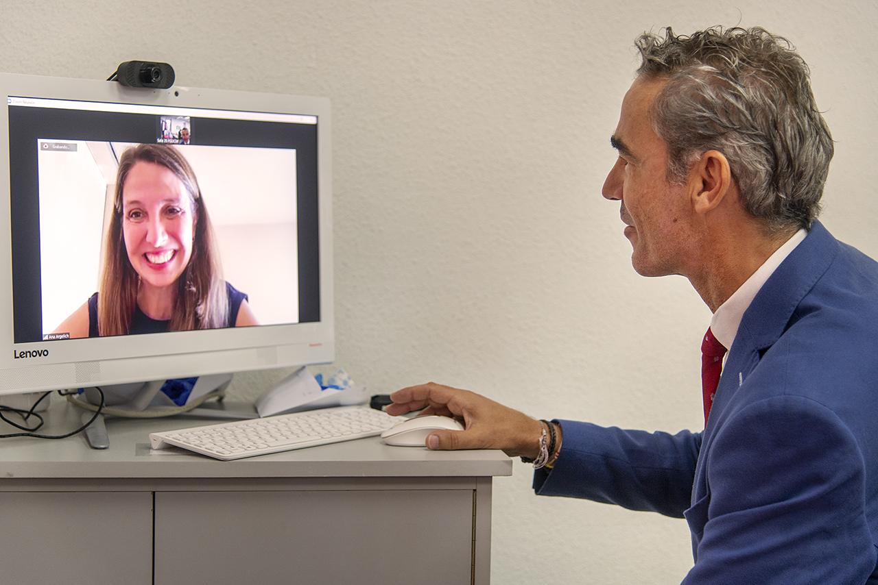 González Zorn habla con Ana Argelich, directora general en España de MSD