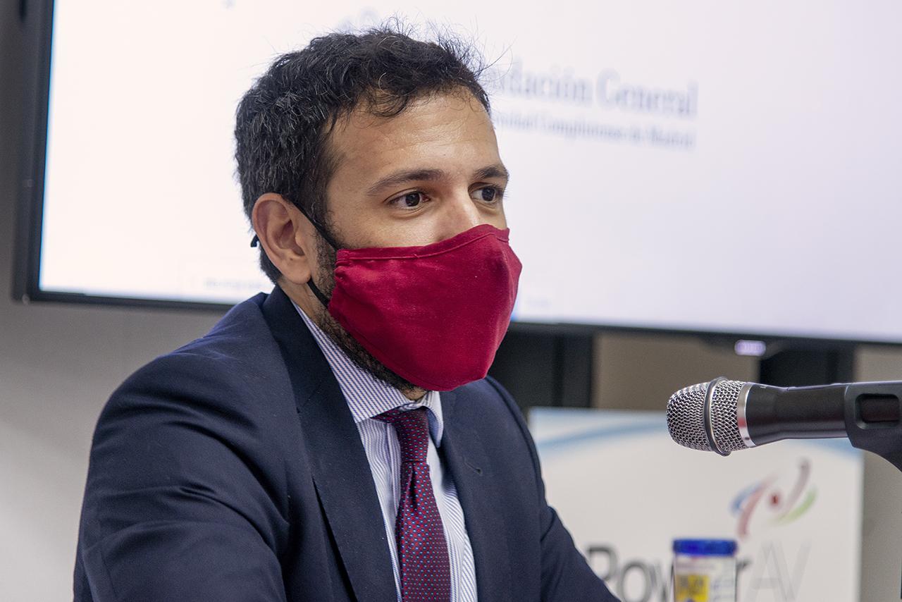 José Antonio Gil Celedonio, director de la Oficina Española de Patentes y Marcas