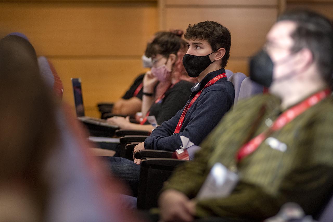 La idea de este congreso es escuchar las necesidades de los jóvenes universitarios de los centros que conforman Una Europa