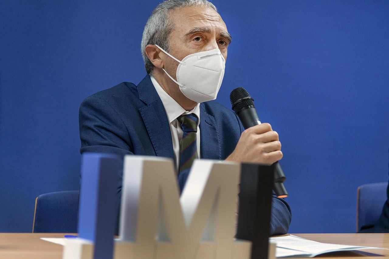 Ángel Ramos, director del IMI