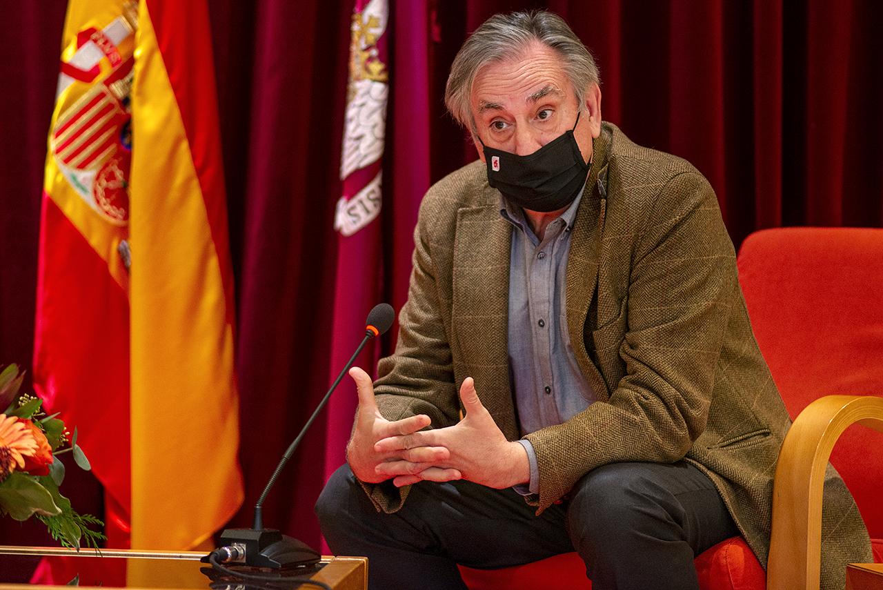 Valeriano Gómez, ex ministro de Trabajo e Inmigración