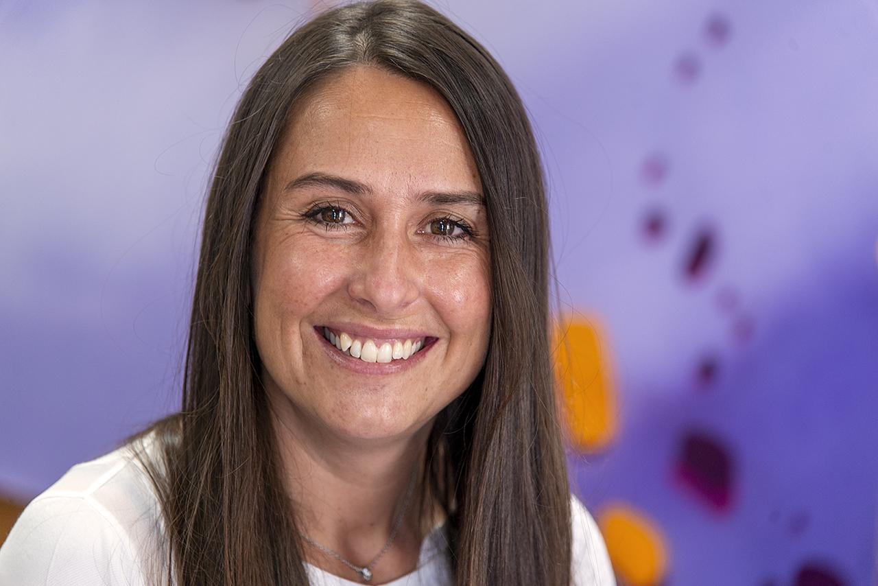 La profesora de la Facultad de Psicología, Elisa Pérez Moreno, es una de las directoras del grupo de investigación Factor Humano y Sistemas Inteligentes en Tráfico y Seguridad Vial