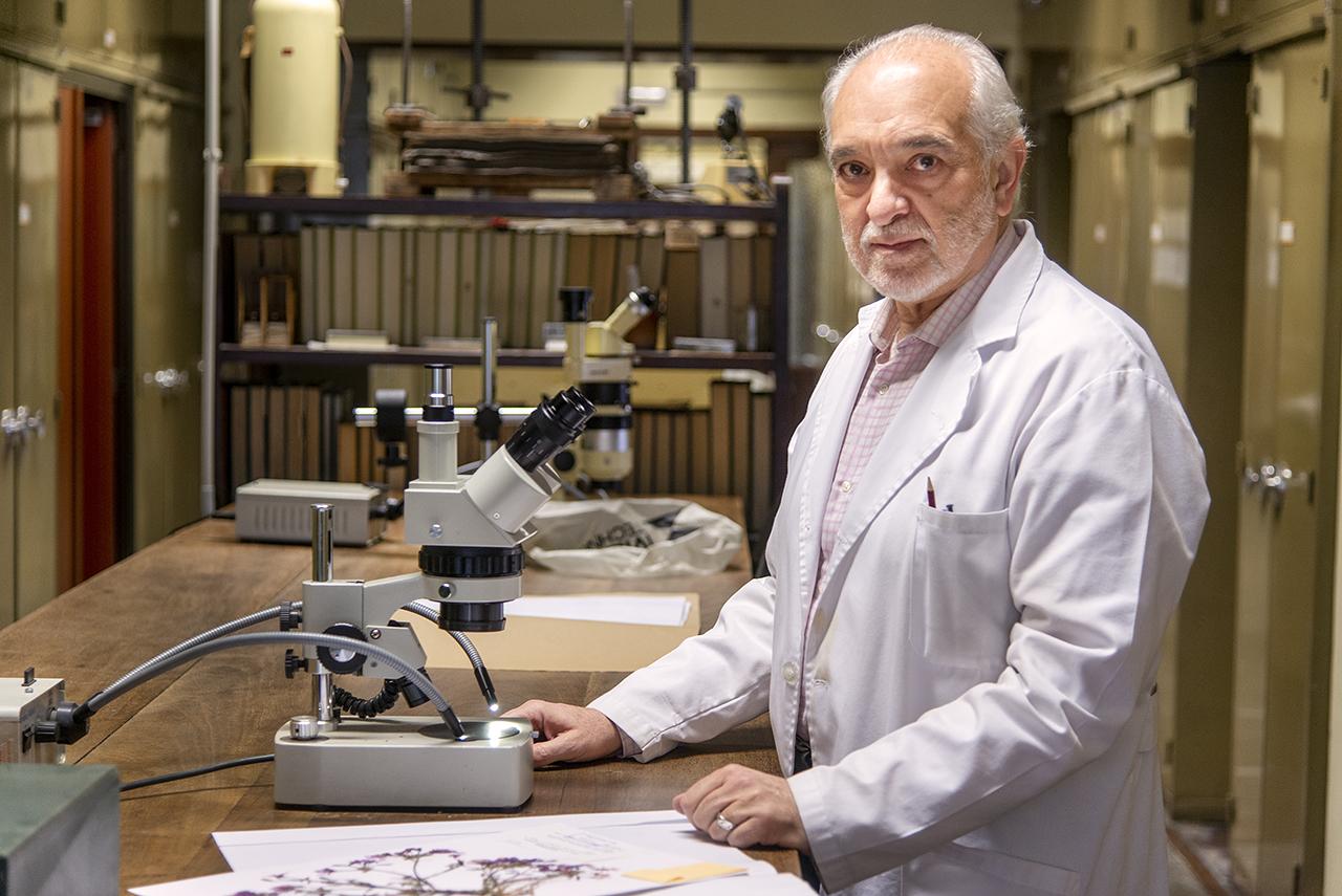 Daniel Sánchez Mata, nuevo director del Real Colegio Complutense en Harvard