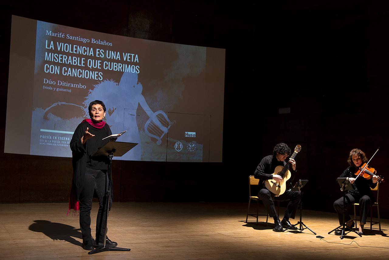 Cuatro días para celebrar la Poesía y el Teatro