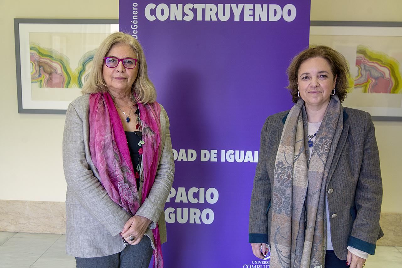 Isabel Tajahuerce Ángel y Magdalena Suárez Ojeda