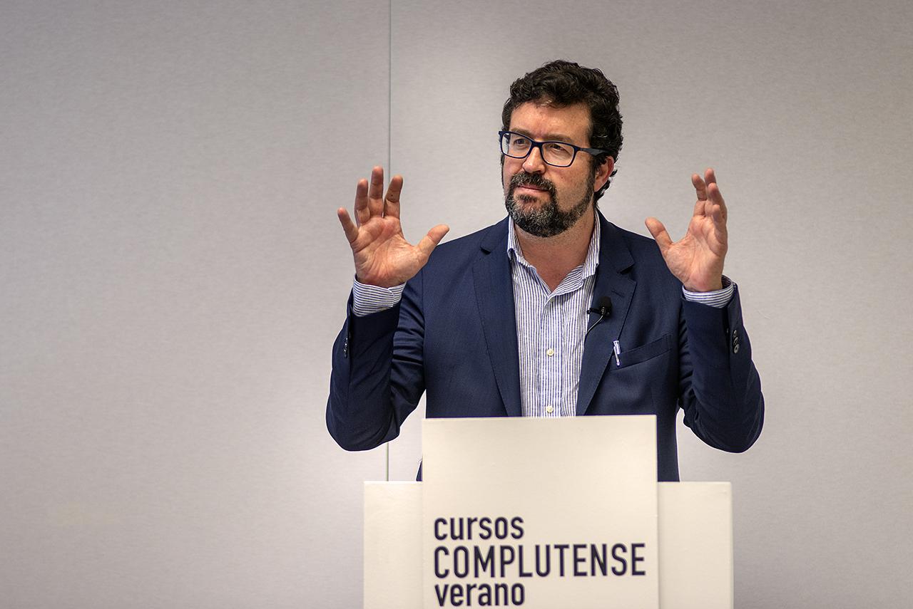El secretario de Estado de Empleo y Economía Social, Joaquín Pérez Rey