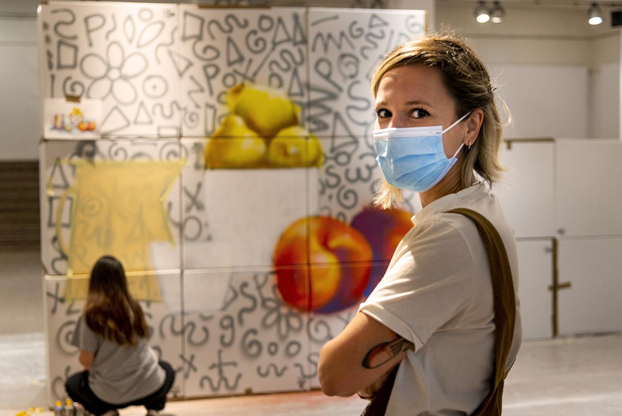 Lily Brick y el nuevo muralismo