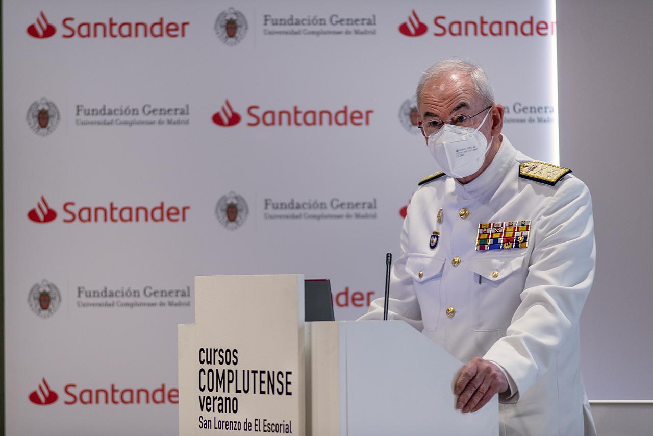 Teodoro López Calderón, Jefe de Estado Mayor de la Defensa (JEMAD)
