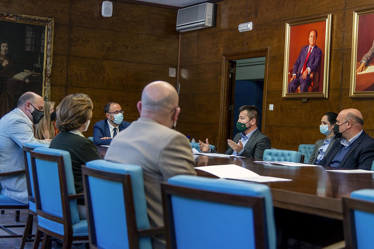 El representante de la Embajada de Afganistán señaló que ya se está trabajando para facilitar el intercambio de profesores y estudiantes