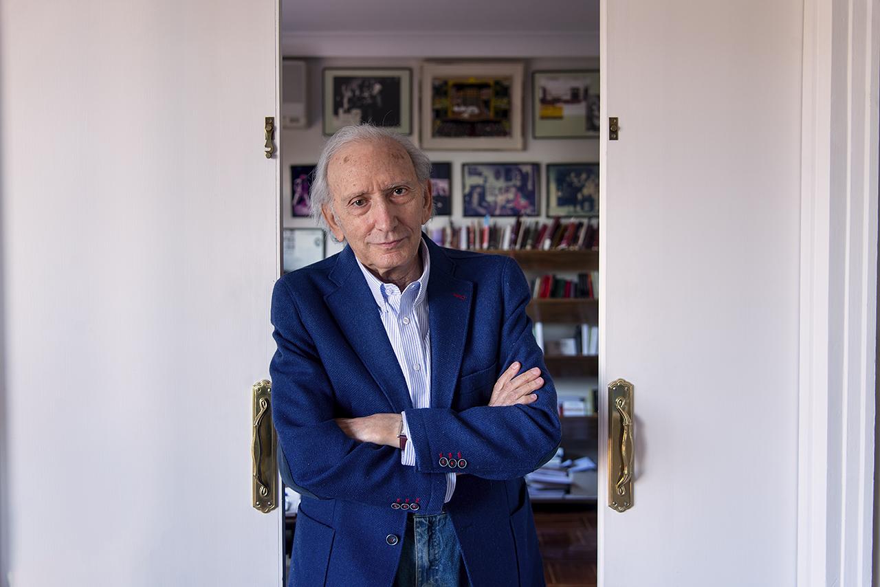 El dramaturgo José Luis Alonso de Santos
