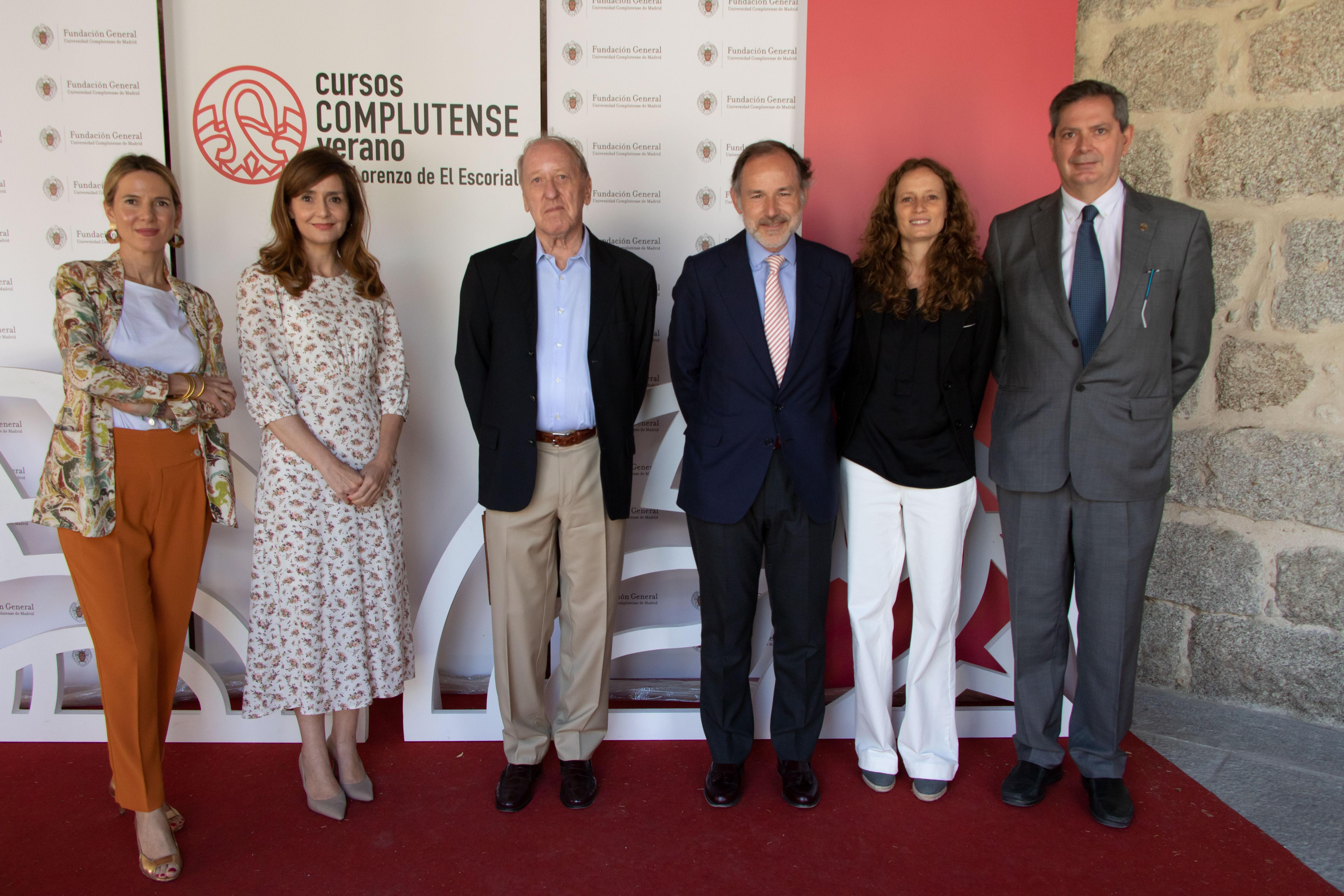 Tomás Ramón Fernández cree que no hay que tener un entusiasmo excesivo con el Plan de Recuperación