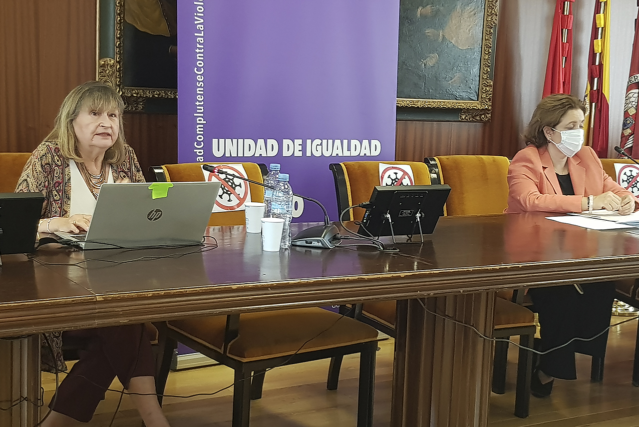 """Tercera jornada del proyecto """"Impacto de género del confinamiento por Covid-19 en la actividad investigadora"""""""