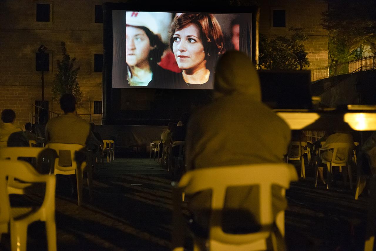 """Última entrega de """"Movida de cine"""": """" ¿Qué hace una chica como tú en un sitio como este?"""""""